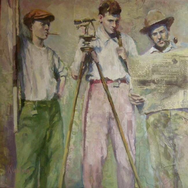Three Surveyors