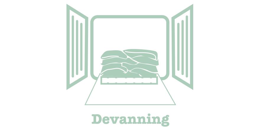 Devanning