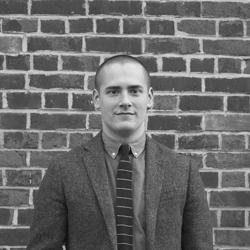MATTHEW CICCOTTI, MDes '15 TREASURER