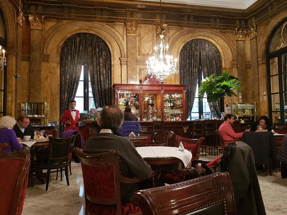 Lobby bar - Alvear Palace