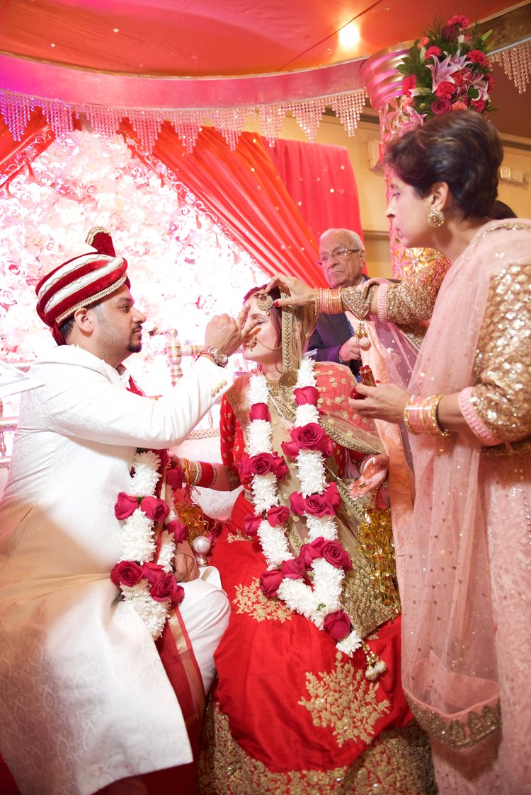 INDIAN WEDDING — Vxpressionsphotography