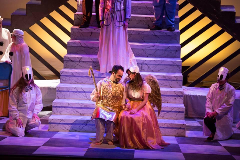 Tamino - Die Zauberflote - UMKC Opera