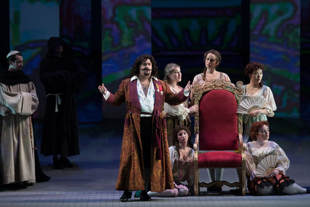 Governor - Candide - Palm Beach Opera