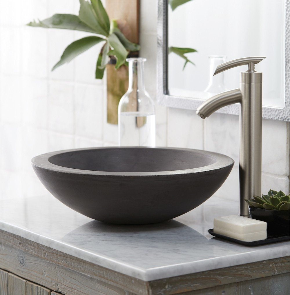 Concrete Sinks the concrete sink - custom concrete sinks