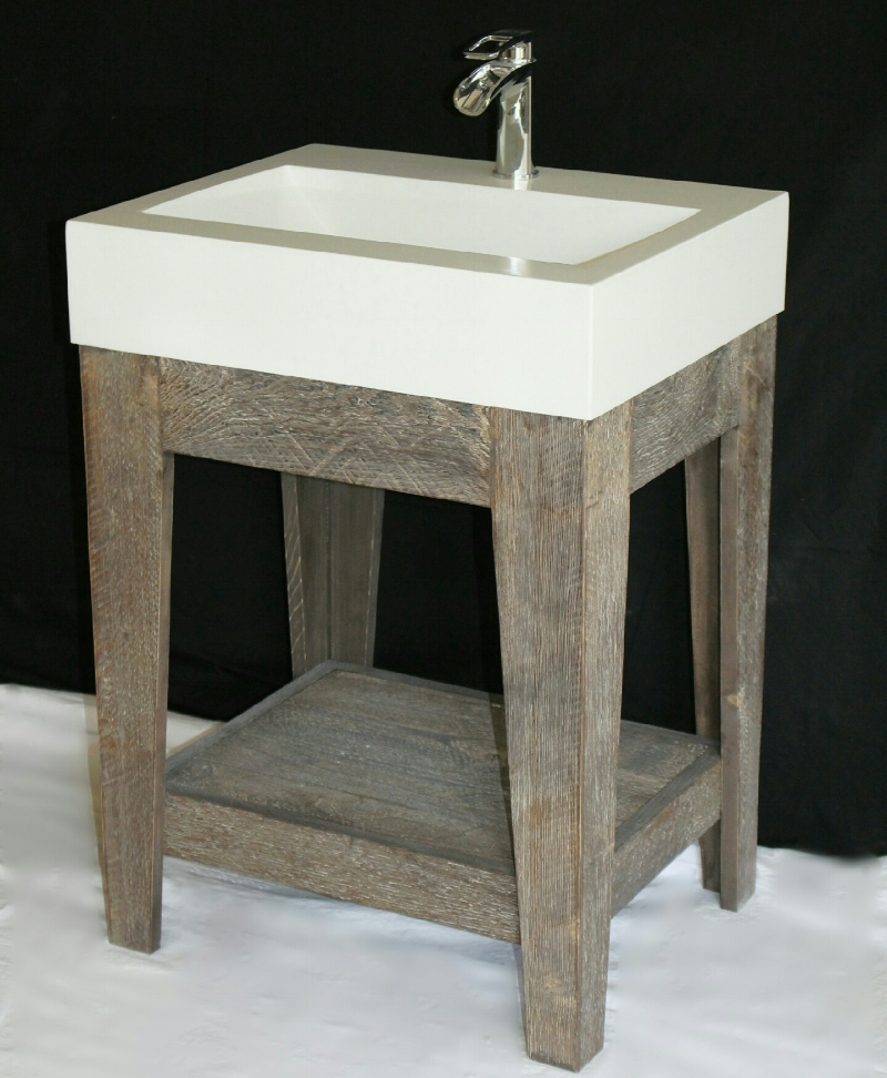 Ordinaire Open Frame Pedestal Sinks Are Fashionable U0026 Minimalist. A Shelf Is Built  Into The Pedestal To Hold Items Such As Towels And Other Decorative Pieces.