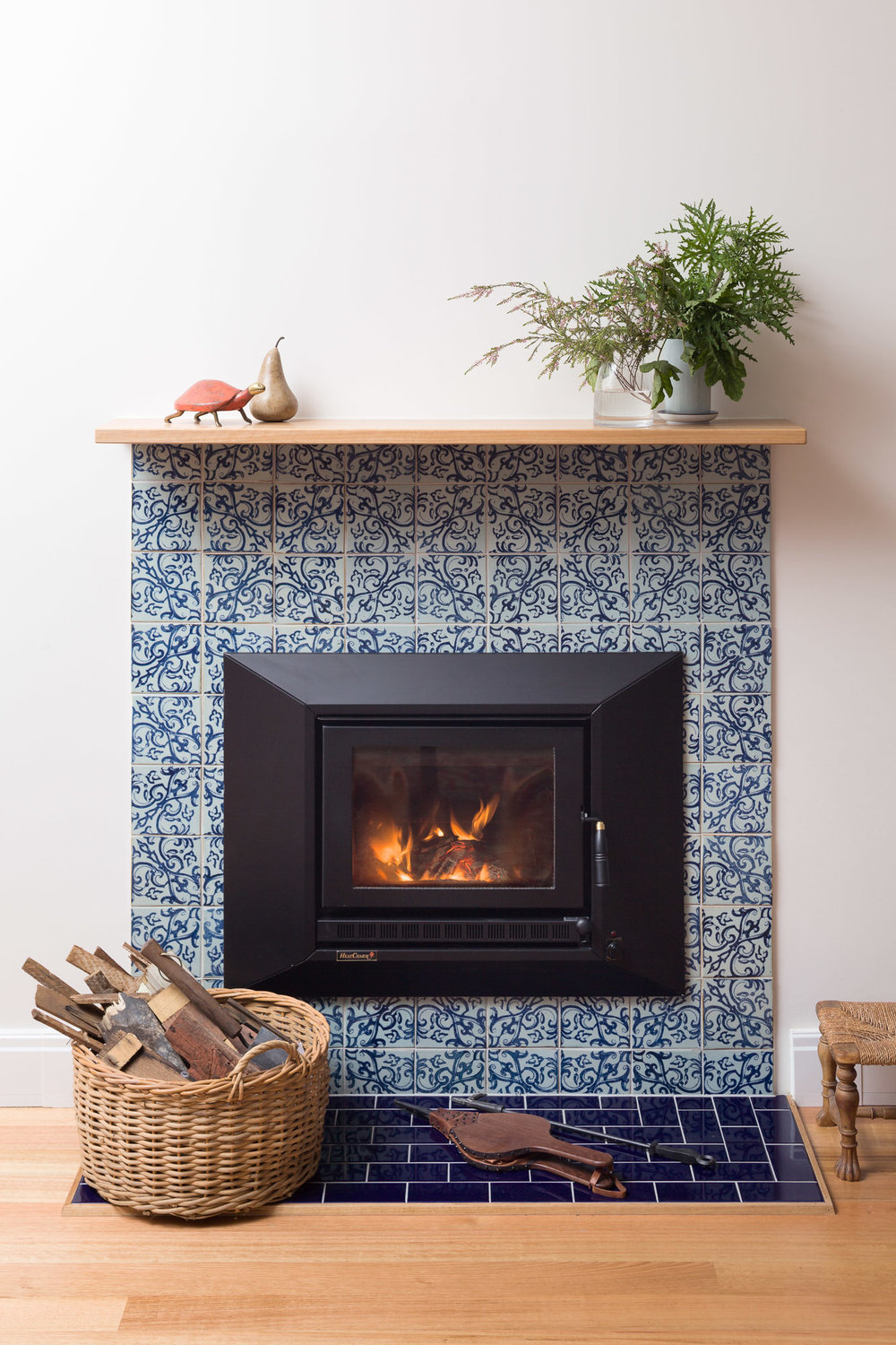 Northcote Residence Mantlepiece
