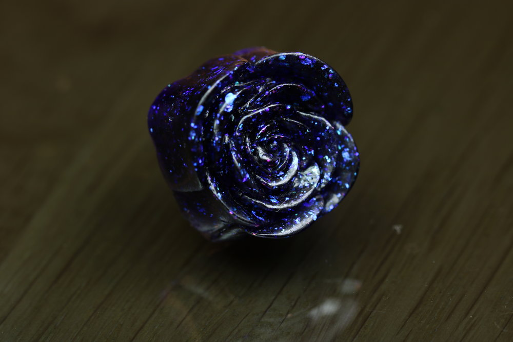 Iris Nebula Rose