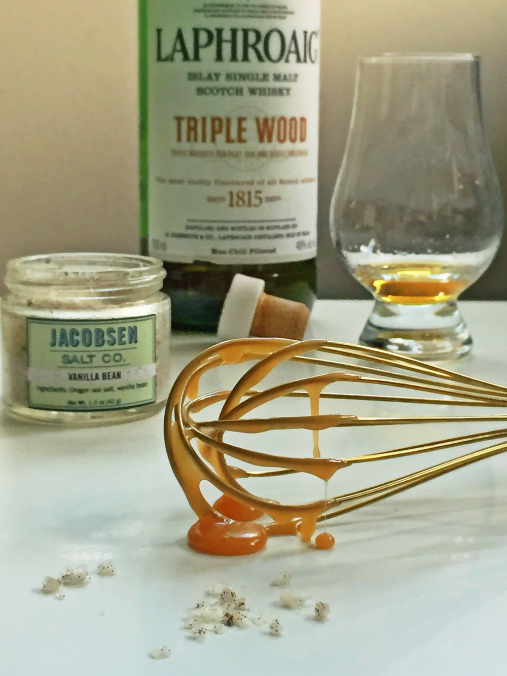 Laphraoig Scotch Caramels