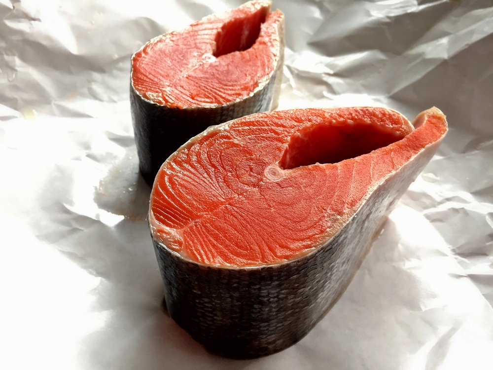 *Wild Caught is always my reccomendation. If Salmon isn't your thing, feel free to substitute another fish! Good substitutes could be Arctic Char, Striped Bass, or even Swordfish.