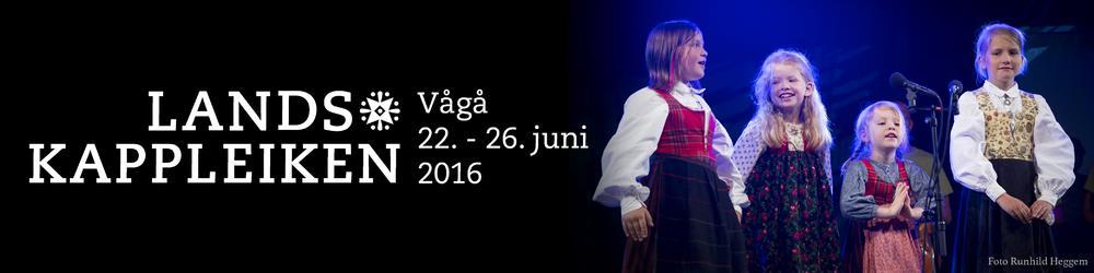 Kappleik i Vågå 2016!