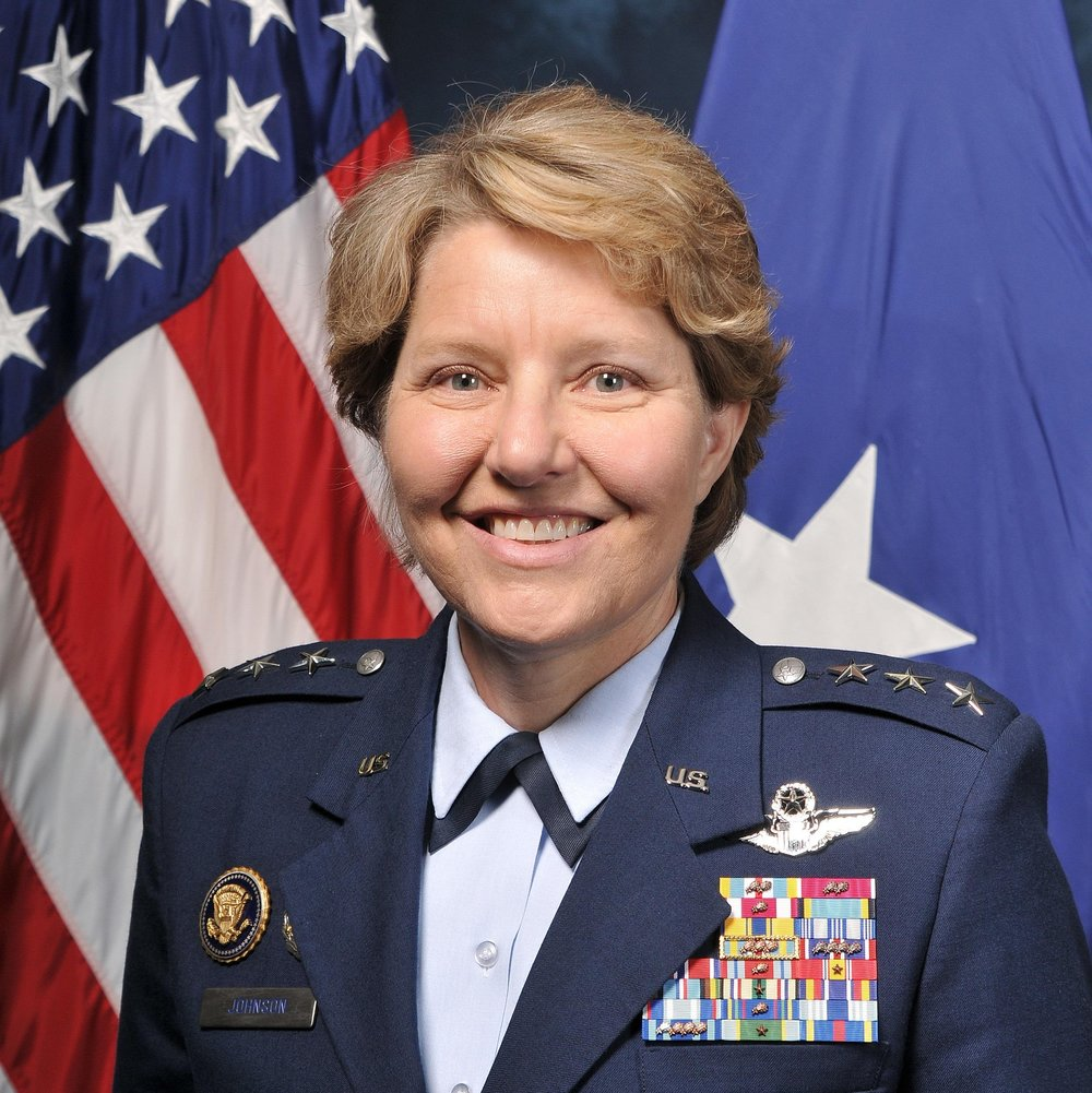 Lt. Gen. (Ret.) Michelle D. Johnson (USAFA '80), Senior Vice President and Head of Referee Operations, NBA