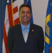 Mr. Alfredo Sandoval (USAFA '82), Chairperson, U.S. Air Force Academy Board of Visitors