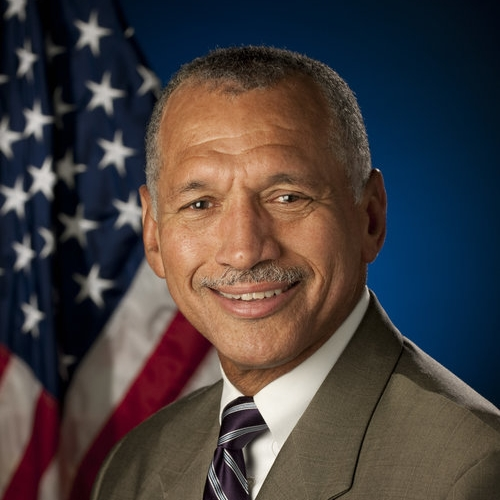 The Honorable Charlie Bolden (USNA '68), 12th Administrator of NASA