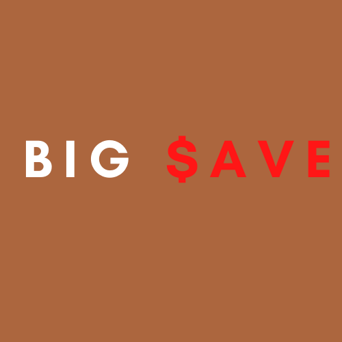 Big Save // 0414 751 274