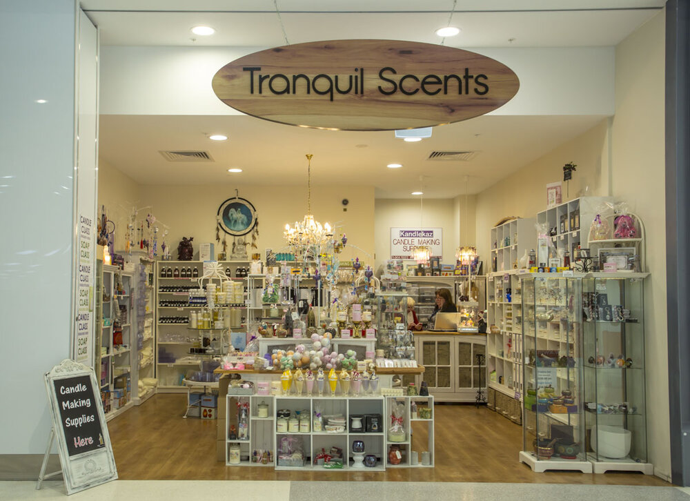 Tranquil Scents // 0484 373 797