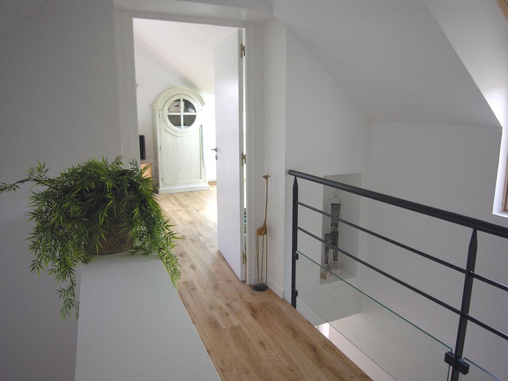Atelier Prevost architectes - extension d'une maison a l'Isle Adam