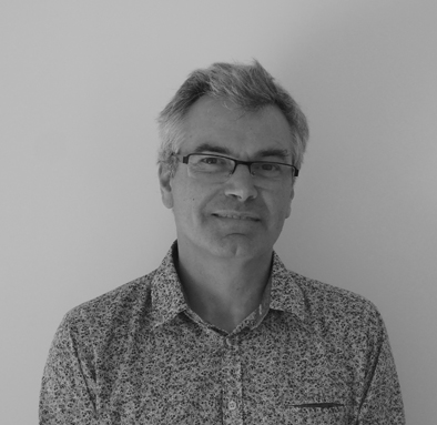 Ghislain PREVOST, architecte DPLG, gérant de l'agence