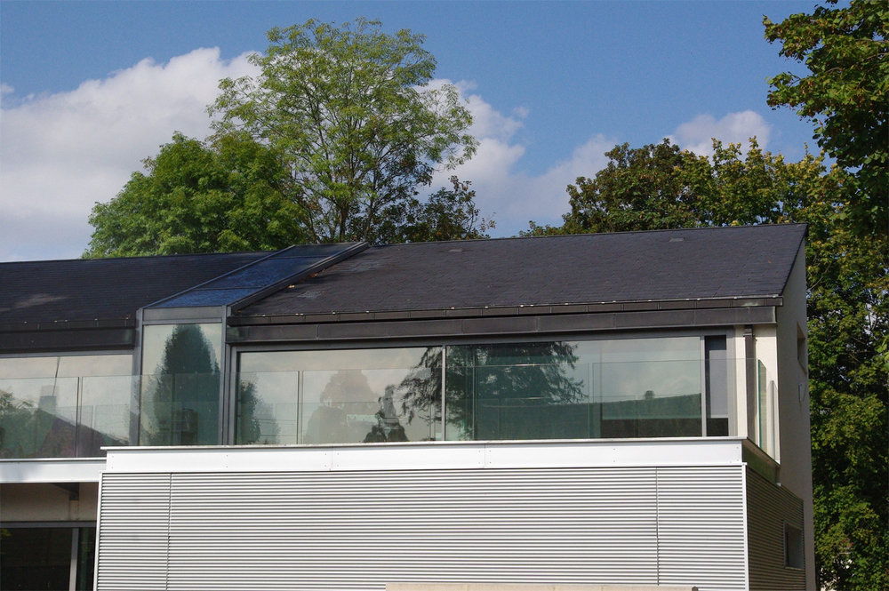 Atelier Prevost architectes - Maison individuelle a l'Isle Adam