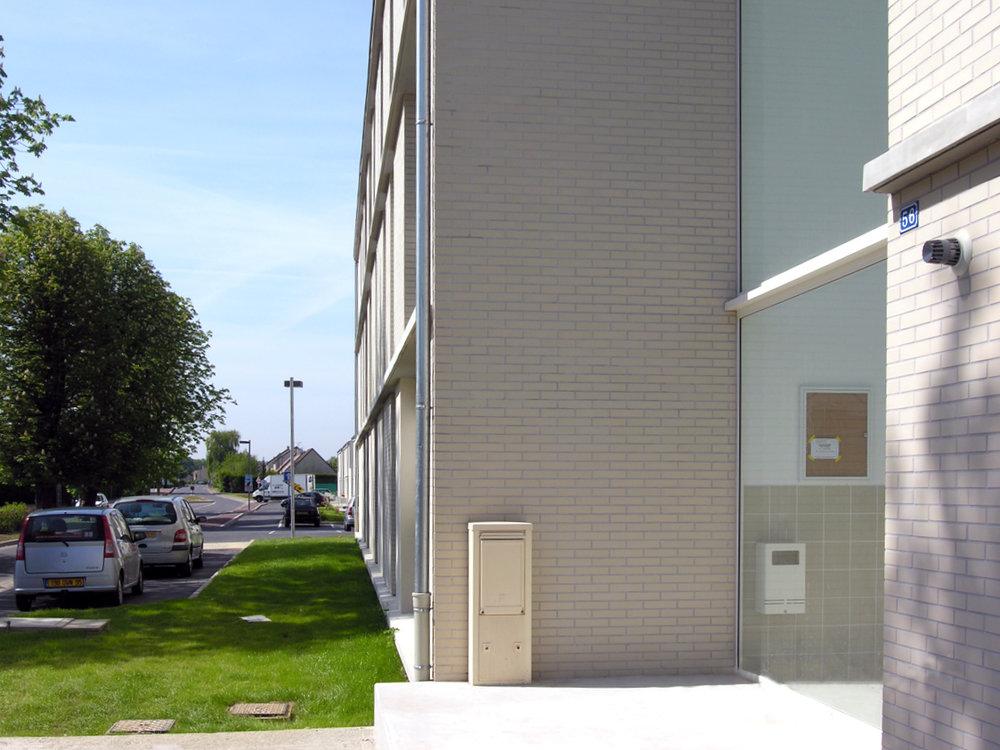 Atelier Prevost architectes - 21 logements sociaux à Butry