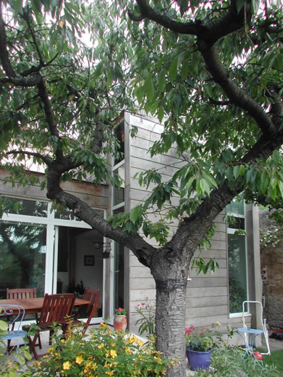 Atelier Prevost architectes - extension d'une maison a l'Isle-adam