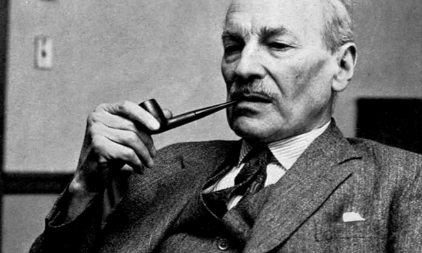 1945 – Clement Attlee becomes Prime Minister — Druces 250