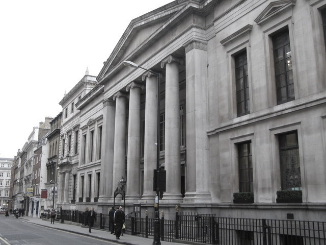 Law Society, Chancery Lane, London