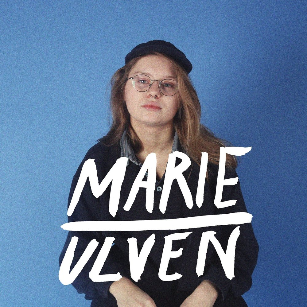 Photo and application of logo by Marie Ulven.