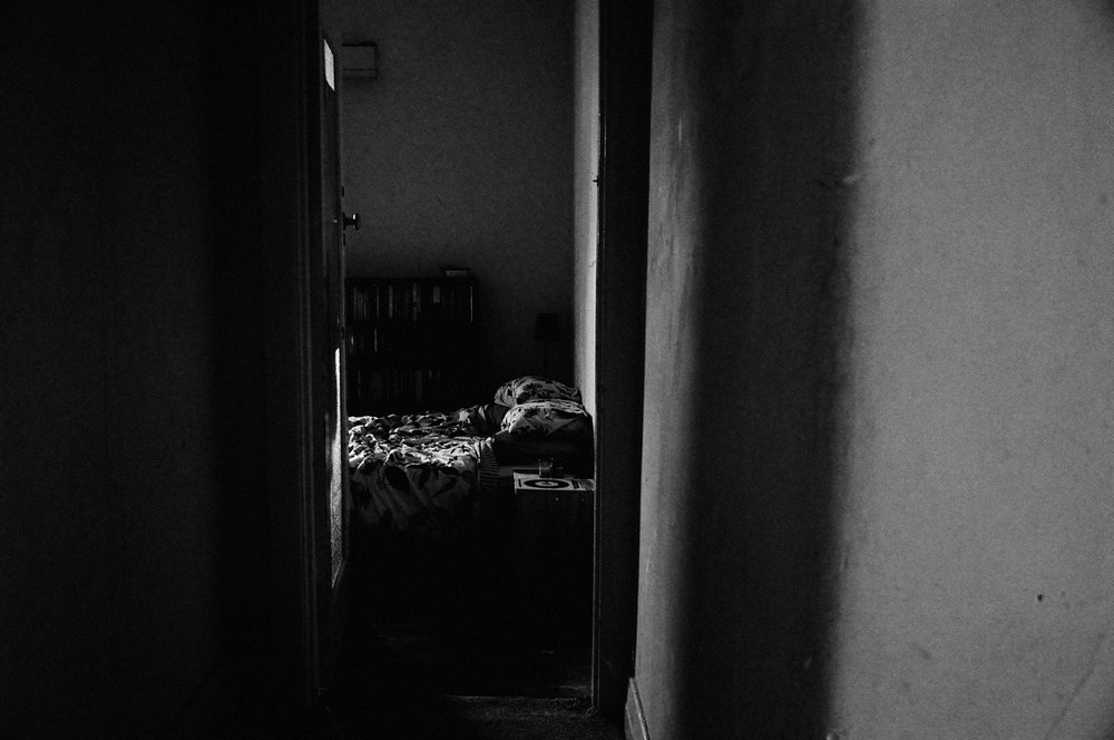 Once our bedroom, Melbourne, 2015