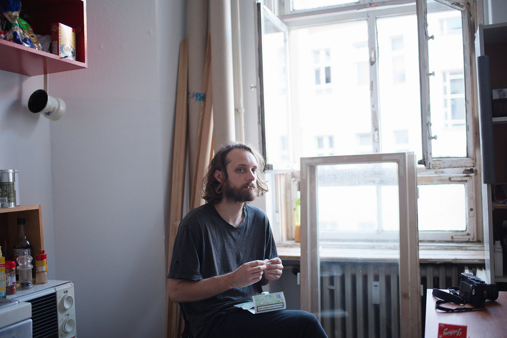 Tristan, Berlin, 2016