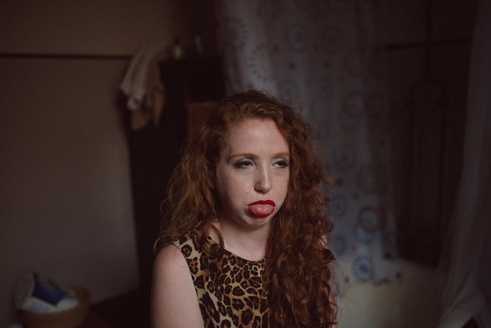Grumpy Laura