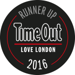 TimeOut Love London 2016 Runner Up