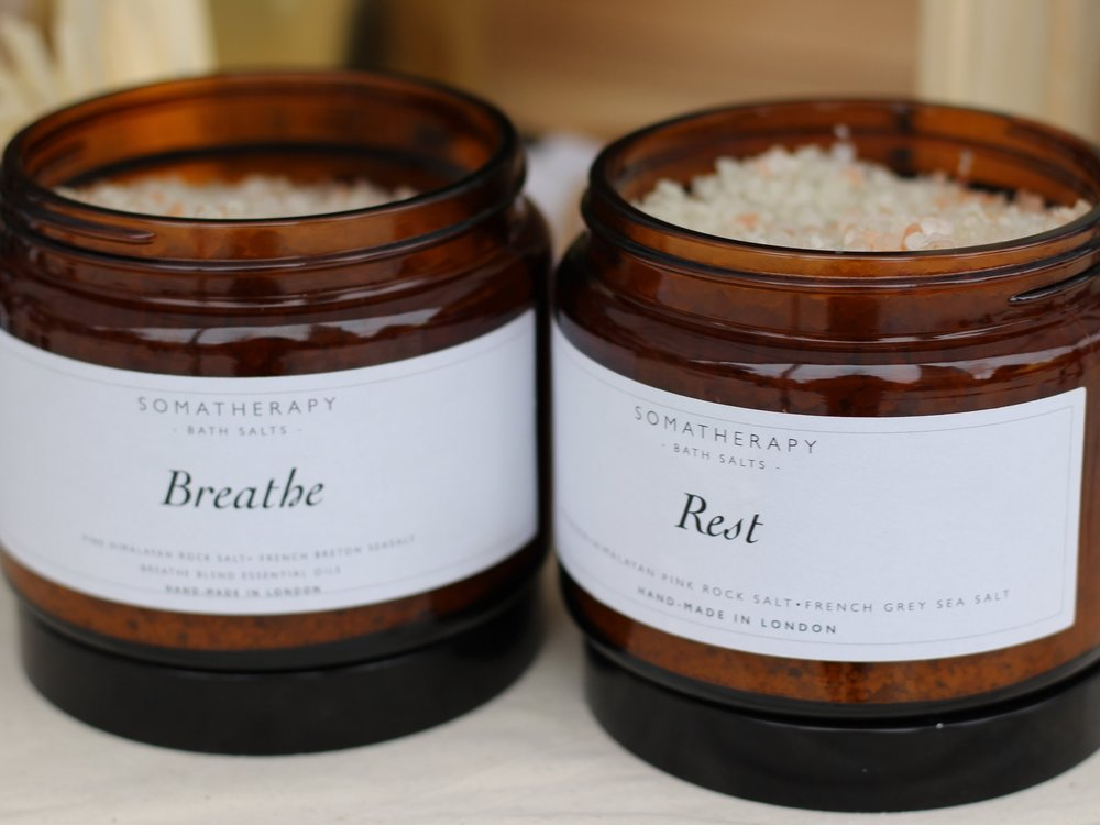 - Somatherapy22nd DecemberFace, body and bath products with essential oils. Gift sets make amazing presents, for someone who needs a little pamper.