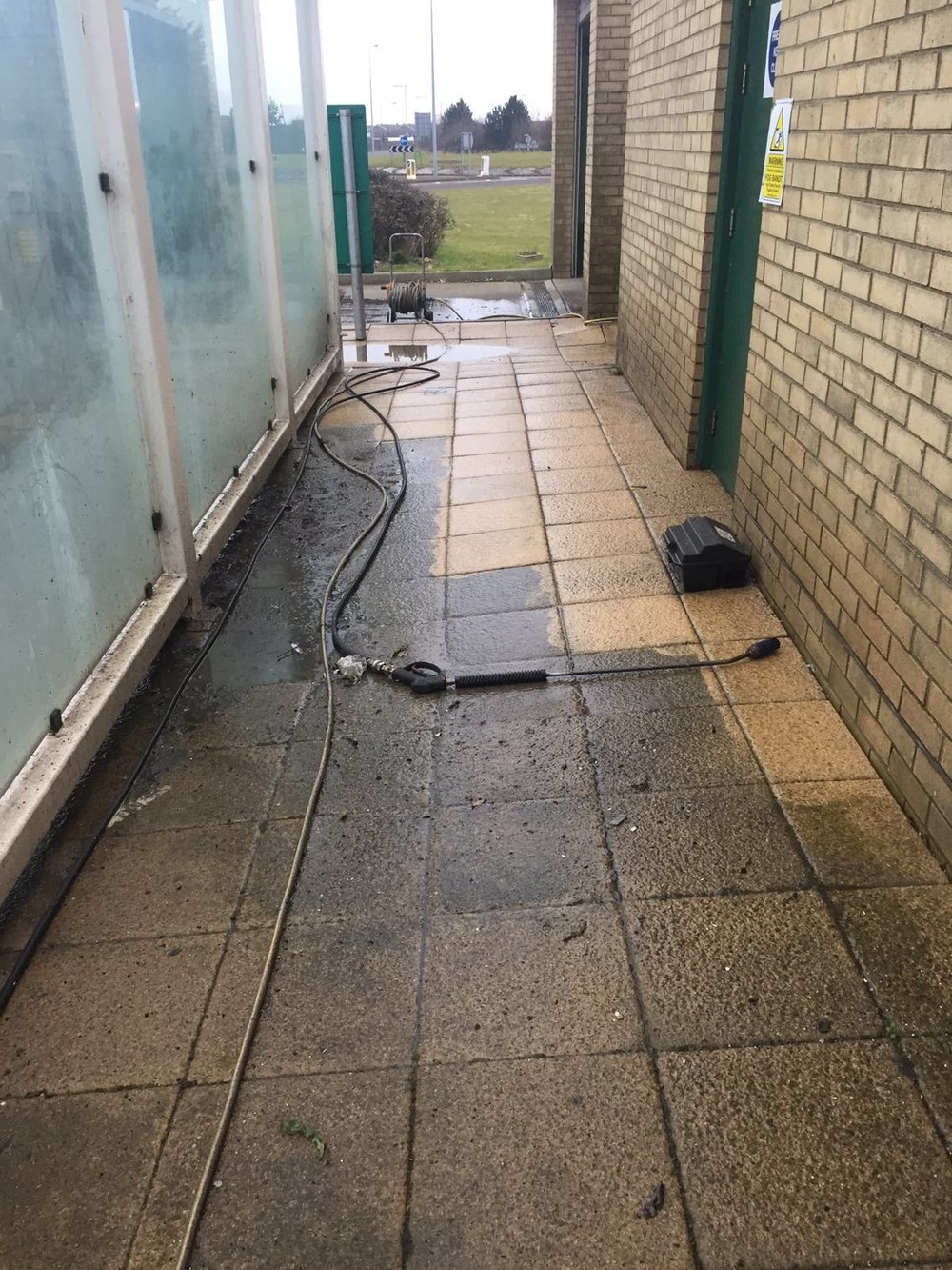 Example of A&J Cleaning's transformation at Morrisons.