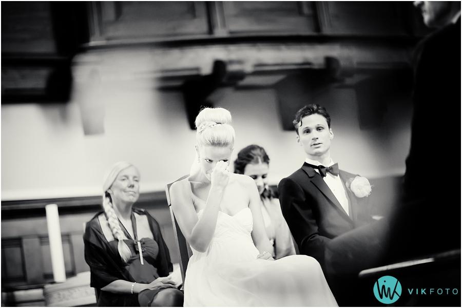 25 brud vielse bryllup tårer
