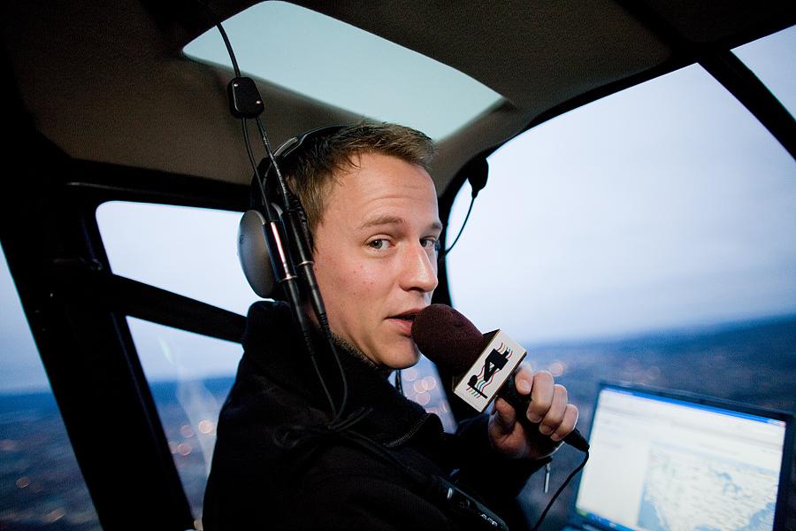 p4 helikopter oslo