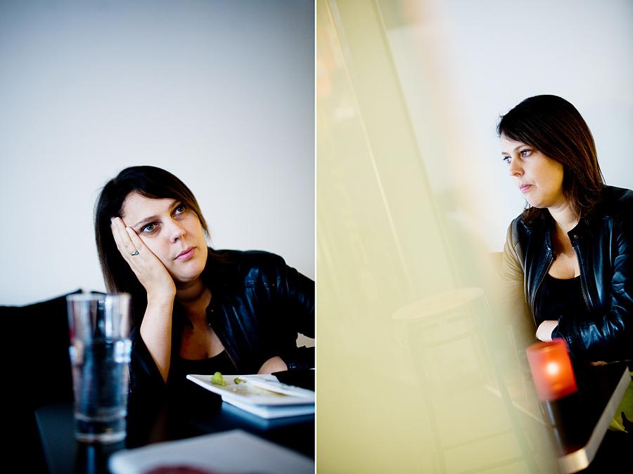 Portrett Margreth Olin