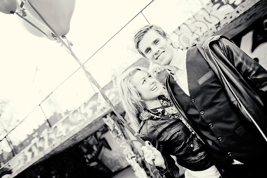 kjærestepar fotografering