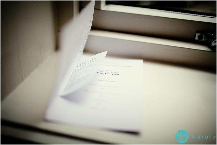 04 bryllup detaljer program