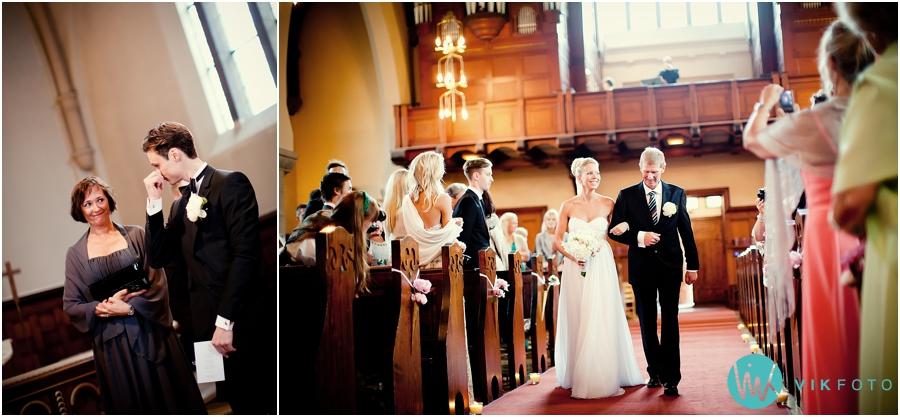 20 fagerborg kirke bryllup fotograf oslo