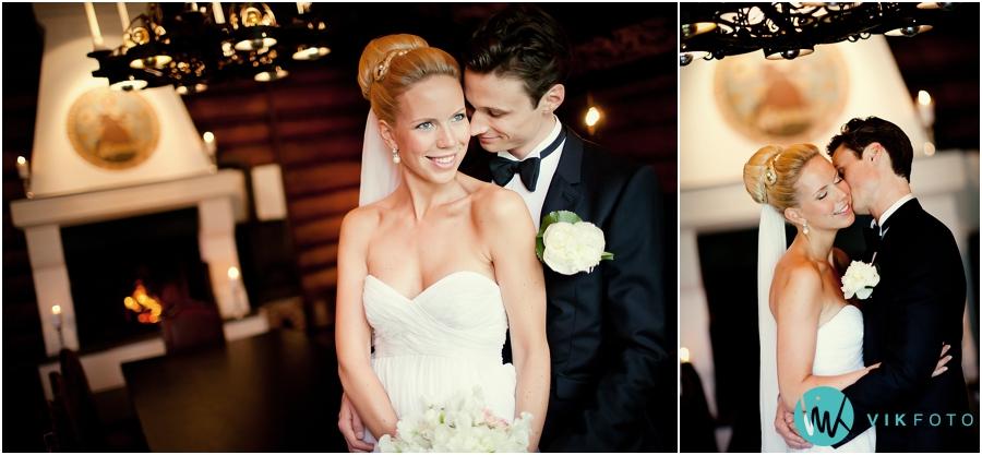 33 bryllupsbilde brudepar fotograf oslo frognerseteren