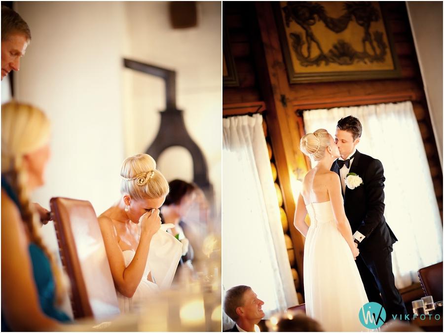 46 bryllupsfotograf oslo frognerseteren brud tale brudepar