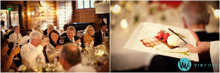 50 frognerseteren fotograf oslo dessert bryllup