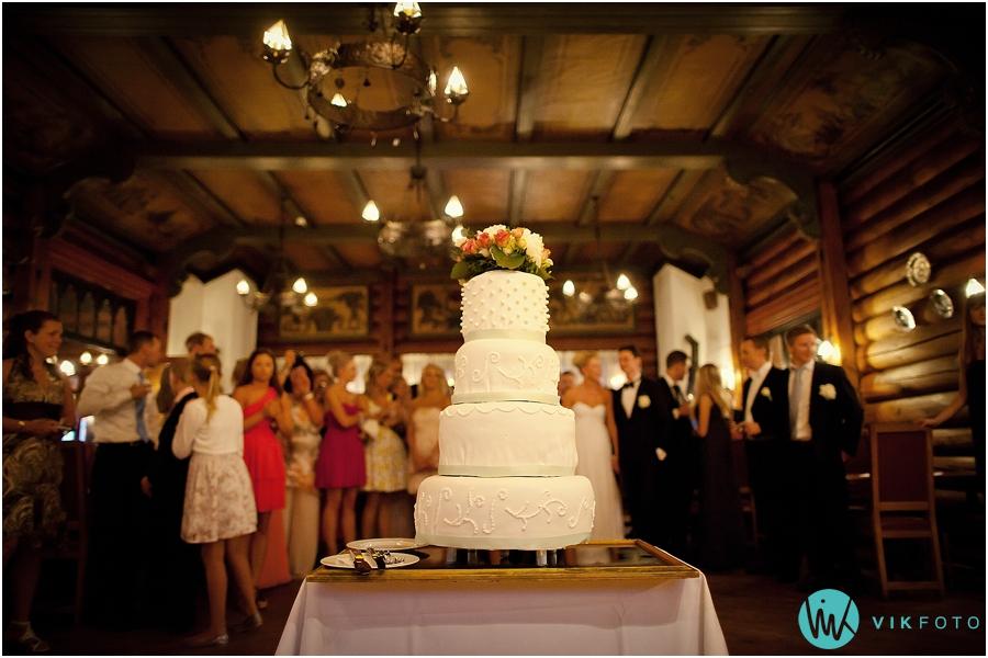 55 bryllupsfotograf oslo bryllupskake frognerseteren