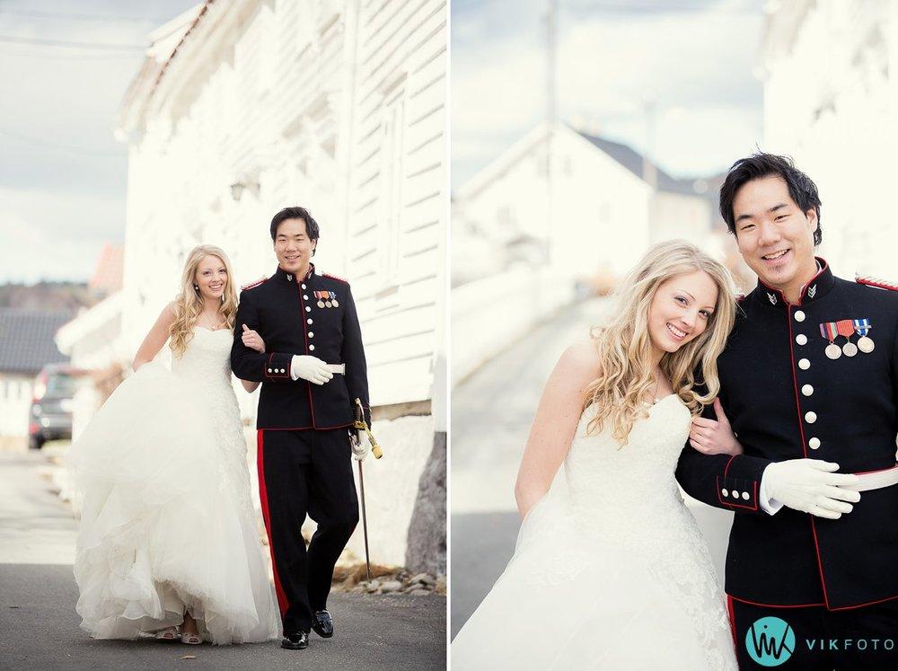 58-bryllupsbilde-bryllup-kvinesdal-soldat-uniform