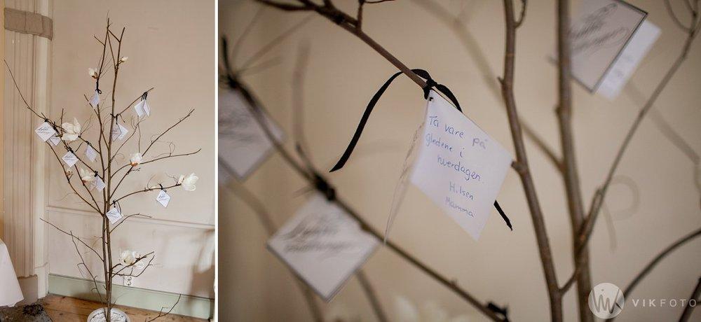 Alternativ til gjestebok i bryllupet