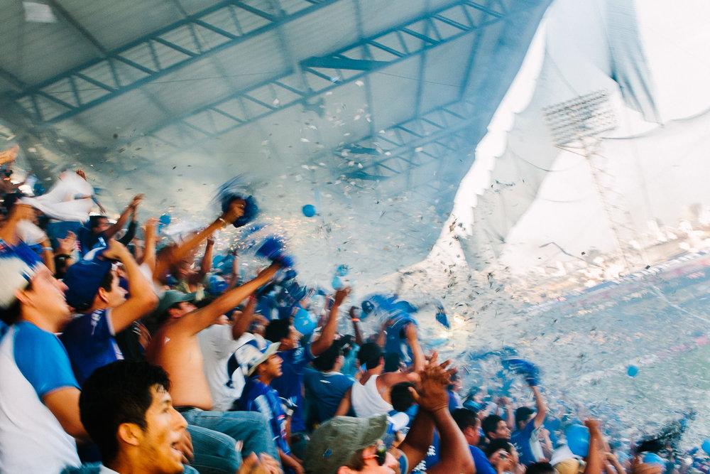 fotball-guayaquil-ecuador-tribune