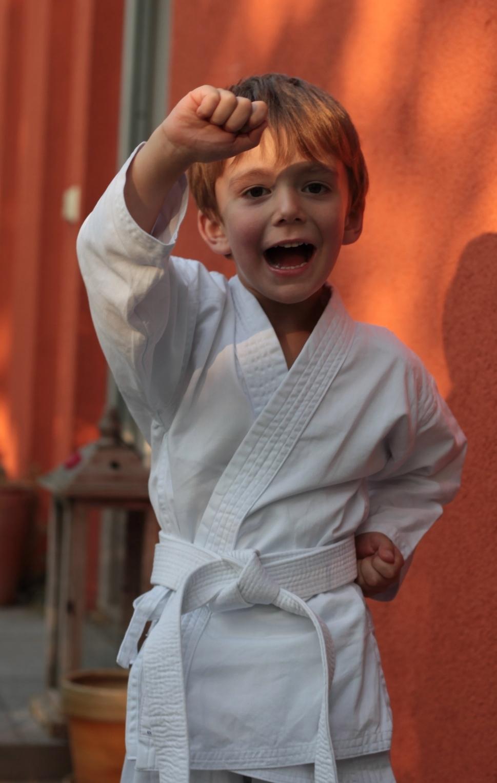 Karate auch für die Kids!