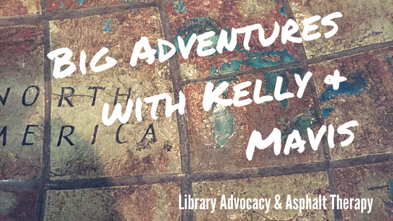 Big Adventures With Kelly & Mavis