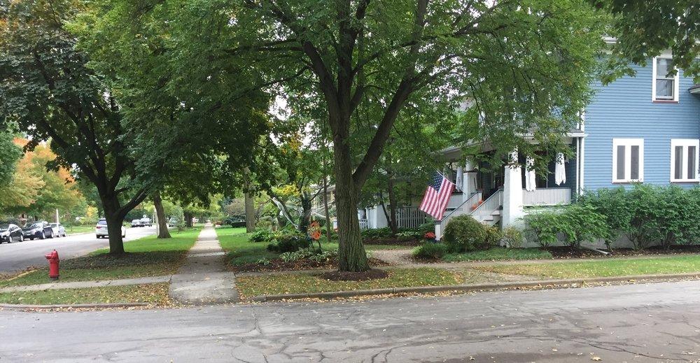 Oak Park, Illinois. Where it all begins.