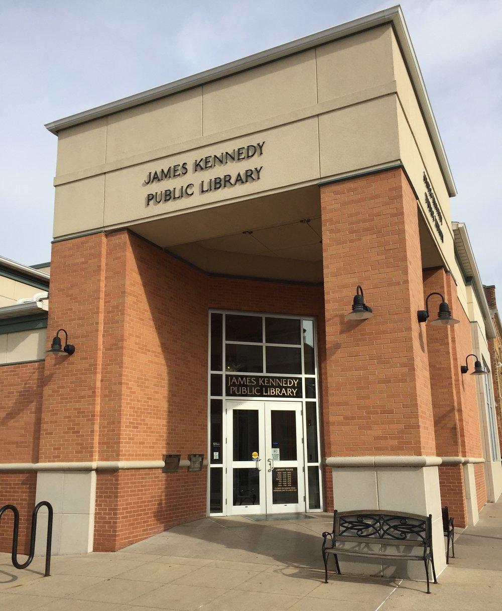 Dyersville's James Kennedy Public Library